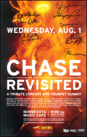 Chase Revisited Poster